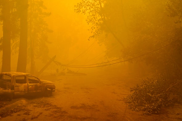 A Running List of Record-Breaking Natural Disasters in 2020