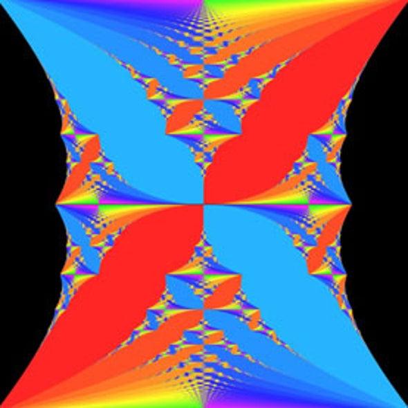 Physicists Net Fractal Butterfly