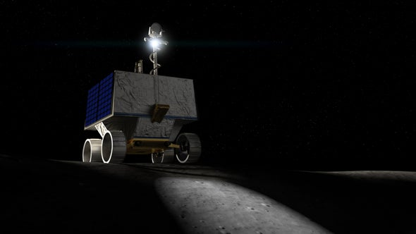 Will Increasing Traffic to the Moon Contaminate Its Precious Ice?