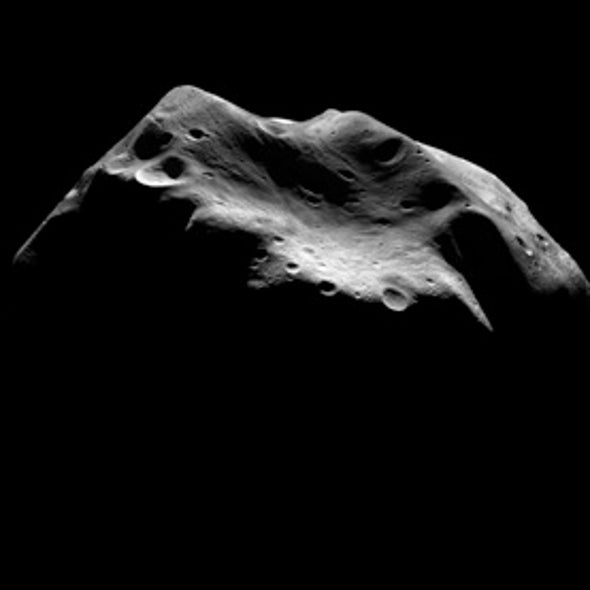 Hard Rock: Asteroid Lutetia May Be an Intact Leftover from Planetary Formation