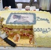 Big Bang Cake: