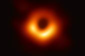 At Last, a Black Hole's Image Revealed