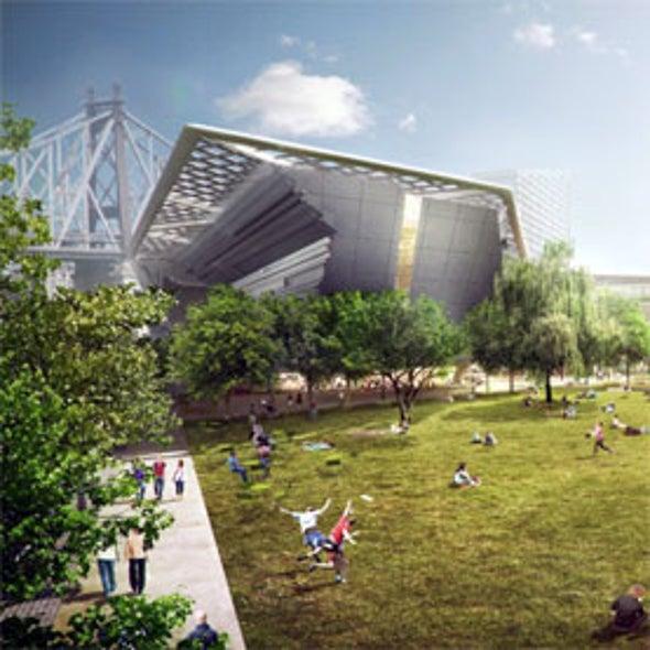 A Virtual Peek at the NYC Tech Campus