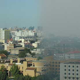 Beijing's Record Smog Poses Health Nightmare