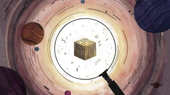 The Physical Origin of Universal Computing