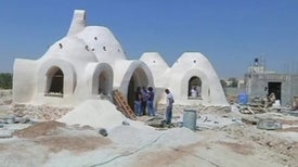 Palestinian architects look to the past for eco-friendly...