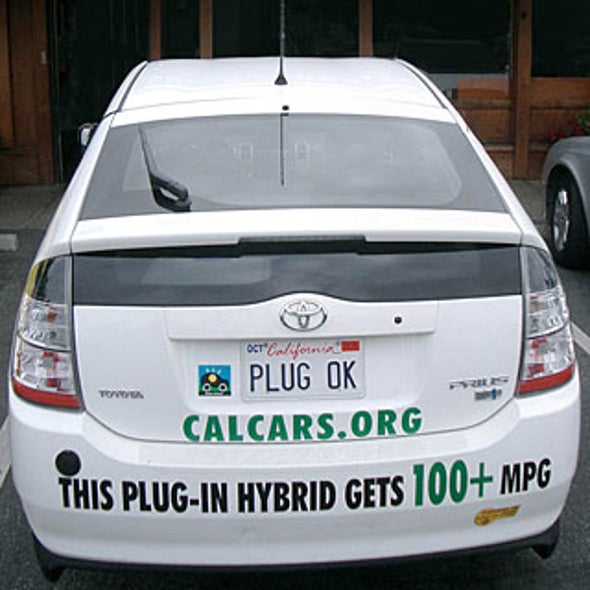 Gas-Free Horizon--An Update on Plug-In Cars