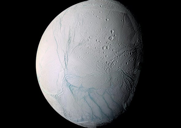 Excitement Builds for the Possibility of Life on Enceladus