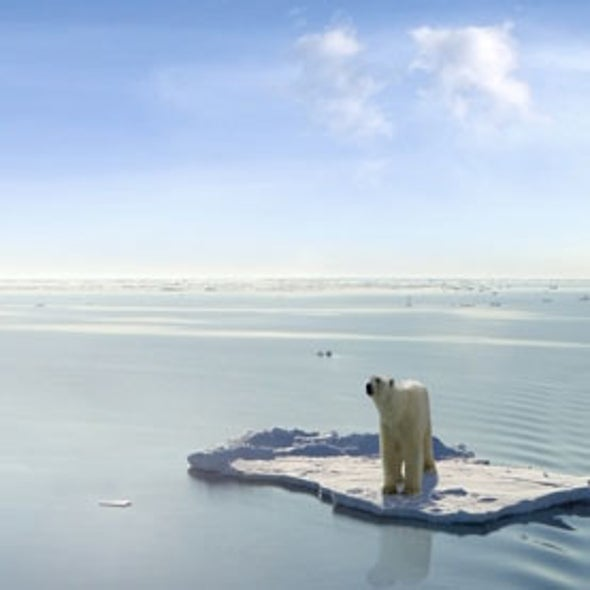 Oil and Gas Production Drives Arctic Ice Melt