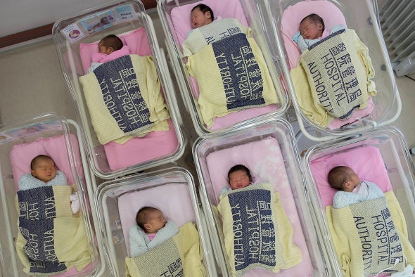 China's Embrace of Embryo Selection Raises Thorny Questions