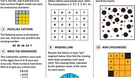 Head Games: Try These Puzzles