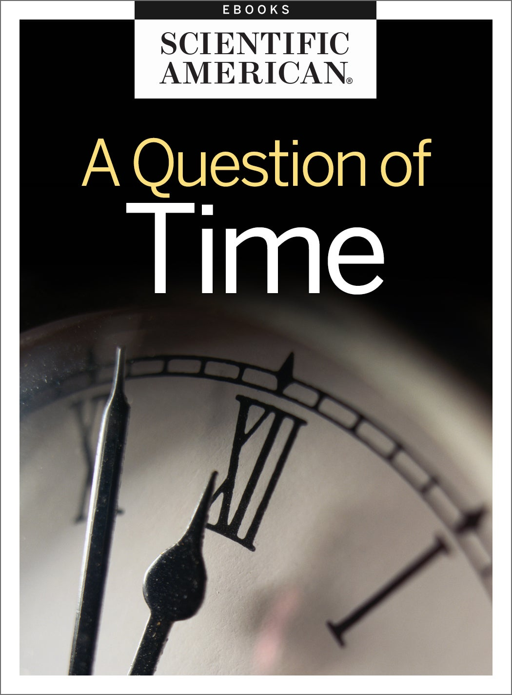 A Question of Time: The Ultimate Paradox