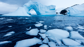 Why Are Glaciers Melting from the Bottom? It's Complicated