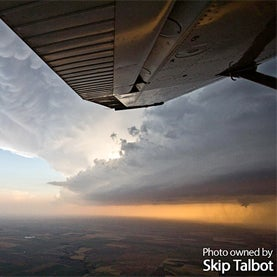 Daredevil Pilots Chase Storms from the Sky
