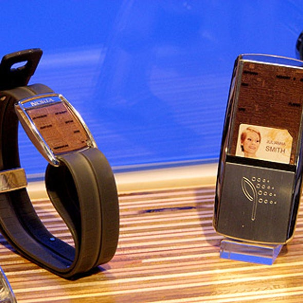 CES Notebook: Of IBM Demos, and Vests that Hit Back