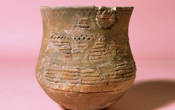 "Bronze-Age ""Beaker Culture"" Invaded Britain, Ancient-Genome Study Finds"