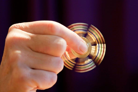Fidget Toys Aren't Just Hype