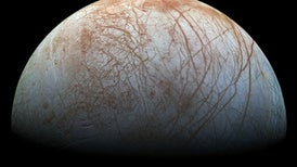 Europa's Equator May Be Covered in Perilous Ice Towers