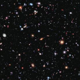 Hubble Telescope Reveals Farthermost View into the Universe