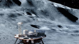 NASA Picks First Private Landers for Lunar Science