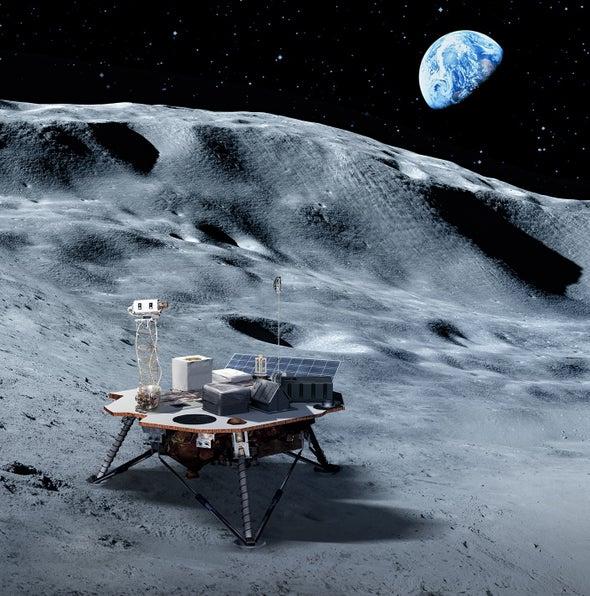 NASA Picks First Private Landers for Lunar Science