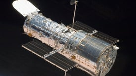NASA Considers Its Next Flagship Space Telescope