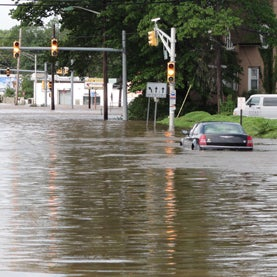 Irene's Impact: The Hurricane/Tropical Storm in Pictures