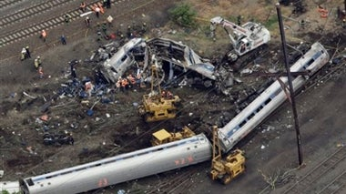 Amtrak Train Was Traveling at Twice Speed Limit When Derailed