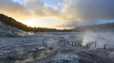 Will Italy's Ominous Supervolcano Erupt Soon?