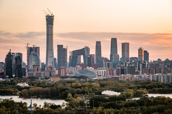 Mystery Solved: Warming Superpollutant Tracked to China