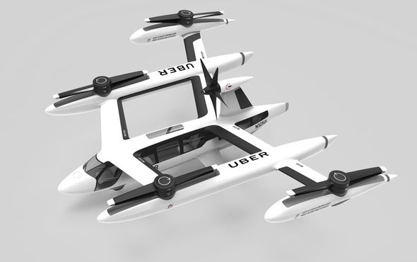 Here's What's Needed for Self-Flying Taxis and Delivery Drones to Really Take Off