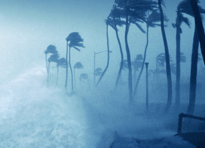 The Monster Hurricanes of 2017