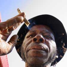 tobacco use africa