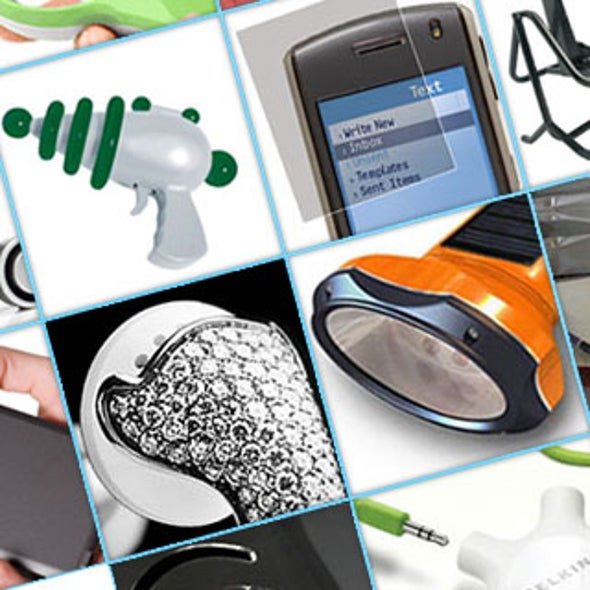 2008 Gadget Guide: 33 Technology Innovations [Slide Show]