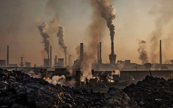 Global Carbon Emissions Are Rising Again after 3 Flat Years