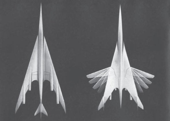 Supersonic Aircraft for Transport, 1964