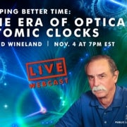 The Promise of Optical Atomic Clocks: Watch Live Wednesday [Video]