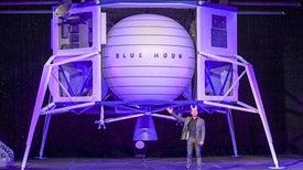 "Blue Origin Unveils ""Blue Moon,"" Its Big Lunar Lander"