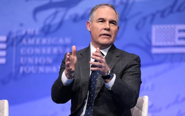 Climate Skeptics Could Snag EPA Science Adviser Slots