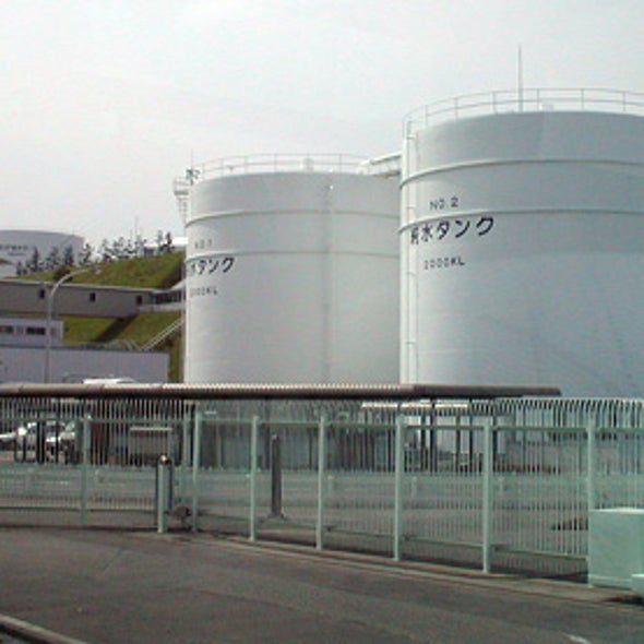 """Government Urged to """"Step In"""" to Halt Fukushima Plant Leaks"""