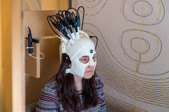 Worn Like a Helmet, a New Brain Scanner Aims to Make It Easier to Treat Kids with Epilepsy