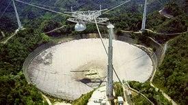 Hurricane Irma Closes Arecibo Observatory