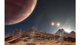 New Alien Planet Boasts Rare Triple Suns