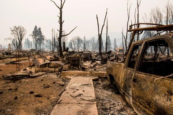 New Wildfire Tactic: Help People Flee