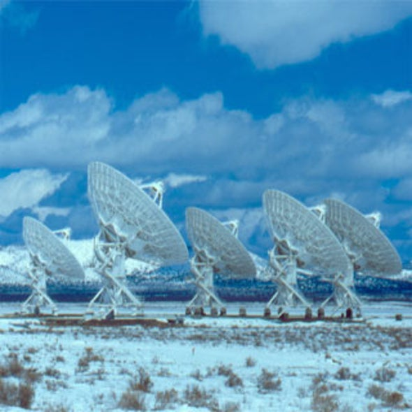 Scientists Tuning Very Large Array Radio Telescope for Deeper Exploration