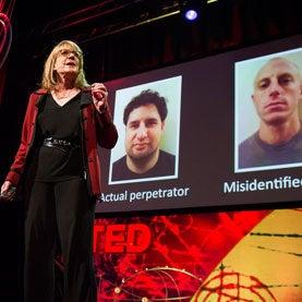 Elizabeth Loftus at TEDGlobal 2013 in Edinburgh, Scotland. June 12-15, 2013.