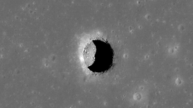 Will Future Lunar Bases Be Underground?
