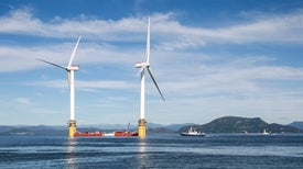 Floating Offshore Wind Turbines Set to Make Inroads in U.S.