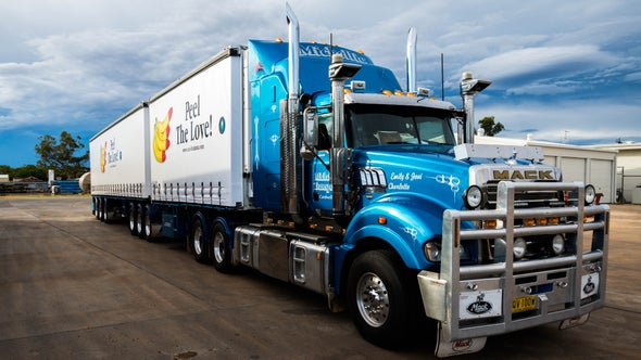 Tough Fuel Economy Standards Are Imposed on Big Trucks