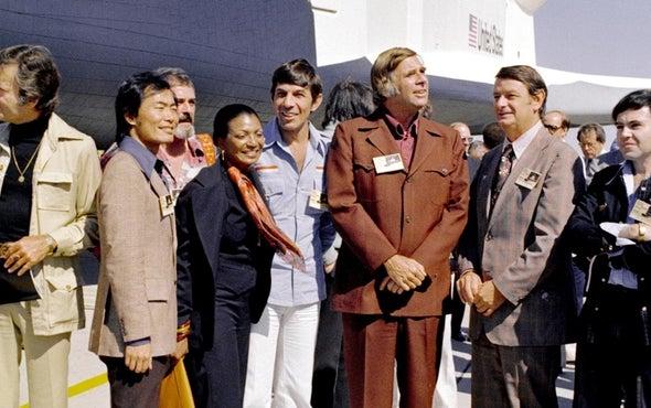The Science Sticklers Who Kept <i>Star Trek</i> in Line